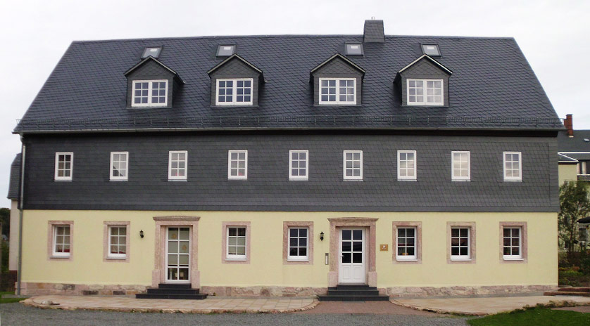 das Büro von Beger Immobilien