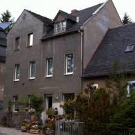 Einfamilienhaus mit Gewerbe in Flöha