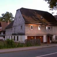Fachwerkhaus in Chemnitz